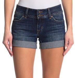 Hudson Ruby Mid Thigh Shorts size 27